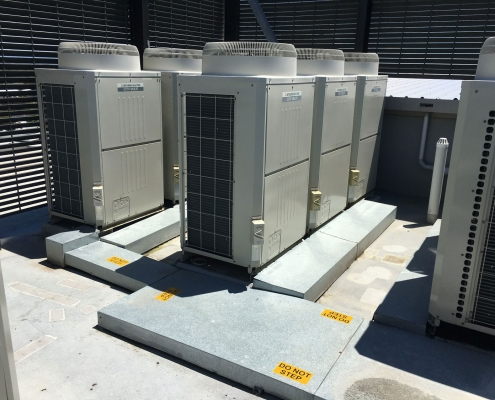 Hotel Air Conditioner Servicing in Brisbane