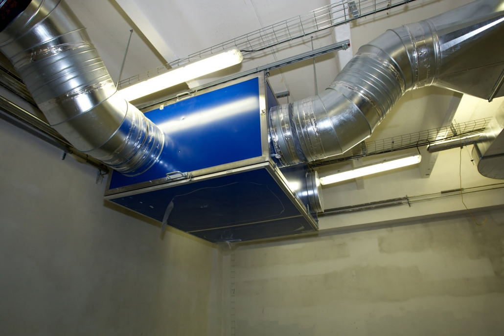 Commercial Air Conditioning Installation in Brisbane